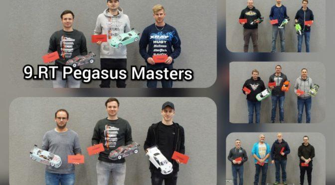 Entschieden – Das 9.RT Pegasus Masters