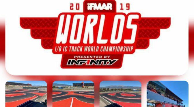 IFMAR-WM 2019 VG8 auf dem Steel City R/C Speedway