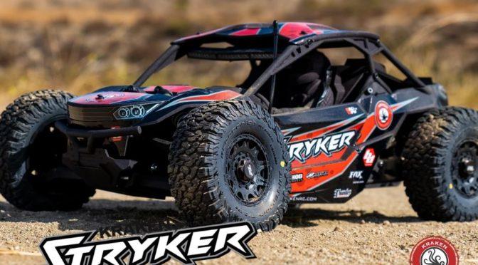 KRAKEN STRYKER 1/ 10th Hyper-Scale 4WD UTV/SXS
