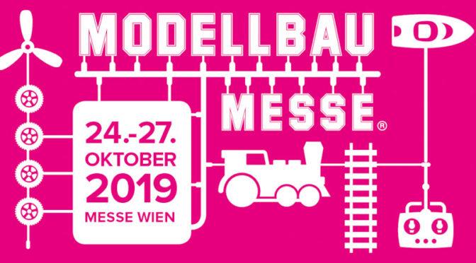Modellbau-Messe 2019 in der Messe Wien