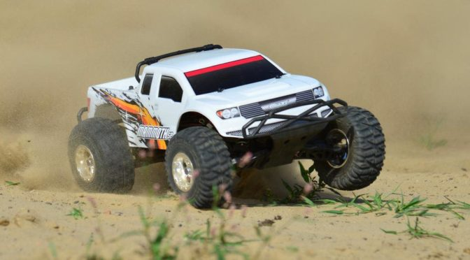 Team Corally – MAMMOTH SP – 1/10 Monster Truck 2WD – RTR – Brushed