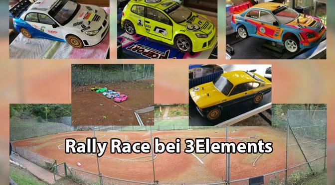 Rallycross Racing bei 3Elements in Hamburg