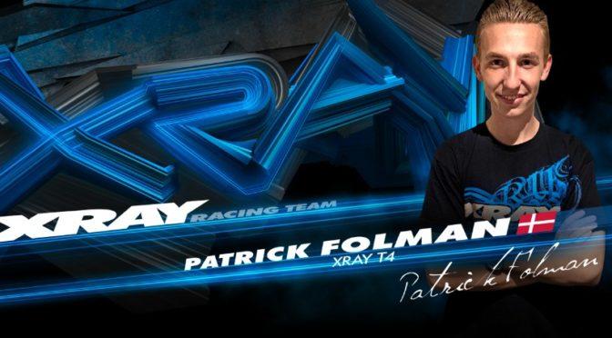 Patrick Folman bei XRAY