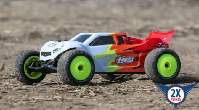 Losi® Mini-T® 2.0 2WD im Maßstab 1:18