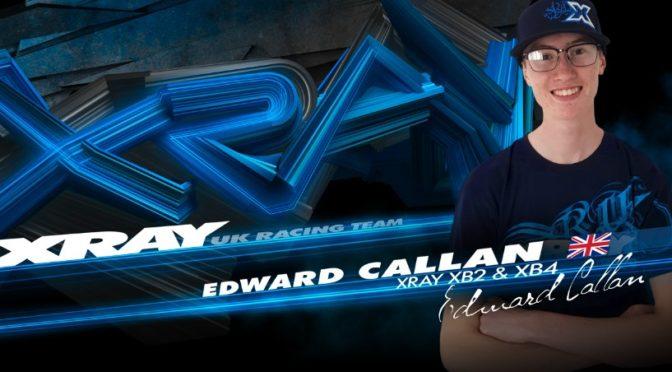 Edward Callan wechselt zu XRAY