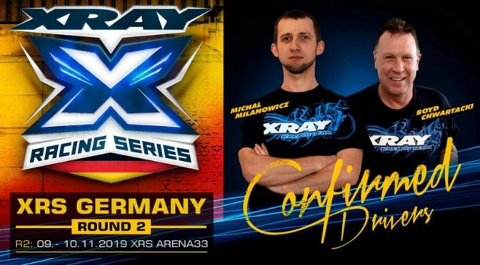 XRS Germany RUNDE 2 in der Arena33