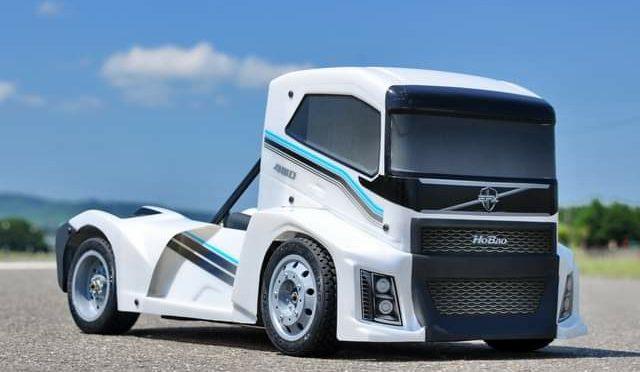 Hyper EPX 1/10 Semi Truck On-Road ARR