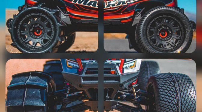 Pro-Line – 3,8-Zoll-Reifen für den neuen Traxxas MAXX
