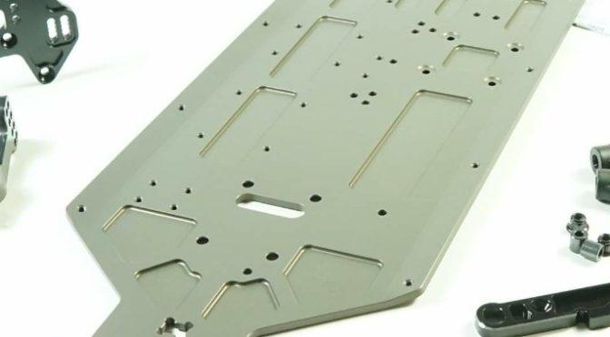 Umrüstsatz für die breitere Hinterrad-Aufhängung für den Sworkz S35-3E