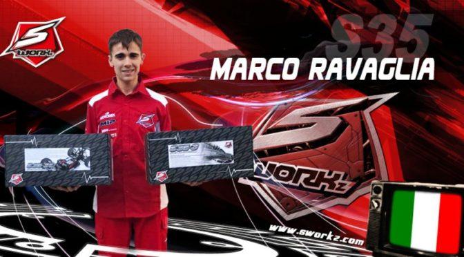 Marco Ravaglia nun im SWORKz Factory Team