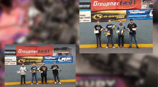 Doppelsieg für Christian Stanglmeier beim Halloween Race in Köngen