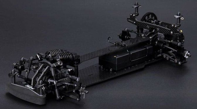 Usukani PDSR-SE 1/10 RWD DRIFT CAR CHASSIS KIT(RR Special Edition)