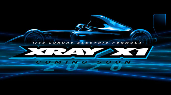 XRAY X1'20 – Coming soon