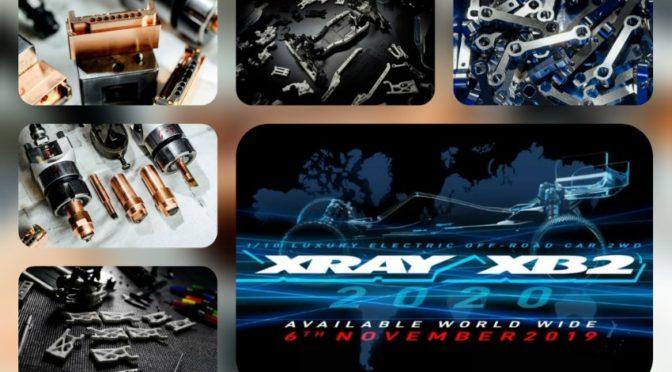 Xray XB2'2020