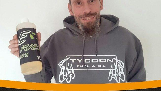 Tycoon E66 Bio-Treibstoffe nun auch mit 16% Nitromethan erhältlich