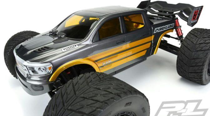 Pre-Cut 2020 Ram Rebel 1500 Karosserie