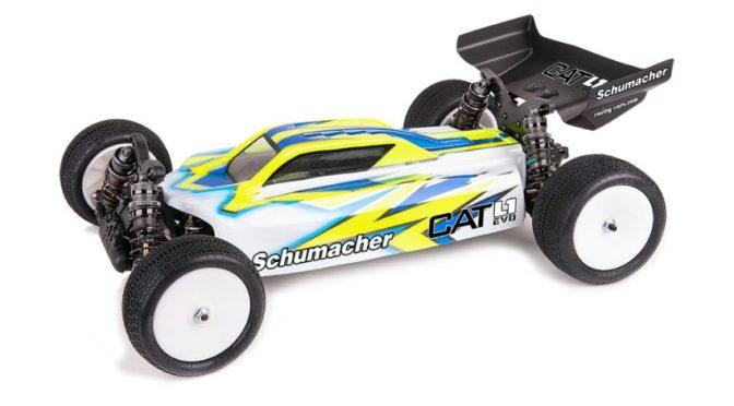 Noch besser – Schumacher CAT L1 Evo