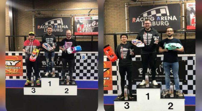 Indoor Dutch Nationals in der Racing Arena Limburg