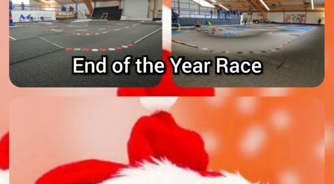 End of the Year Race 2019 im Megadrom