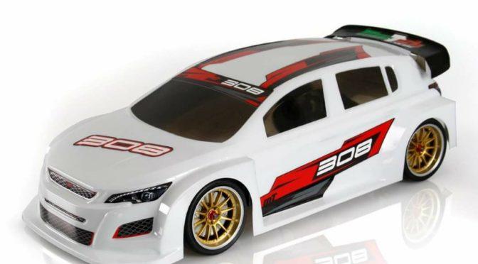 Mon-Tech 308 TCR – FWD Karosserie
