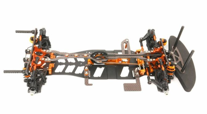 RebellionRC – XRAY T4 Fronti Conversion Kit