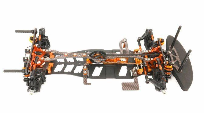 RebellionRC – XRAY T4 Fronti Conversion Kit
