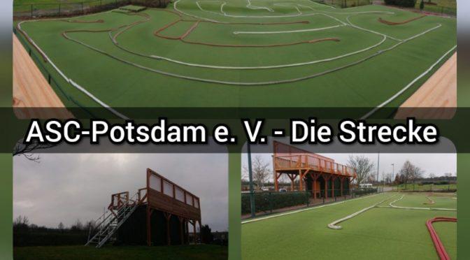 ASC-Potsdam e.V. – Die Strecke