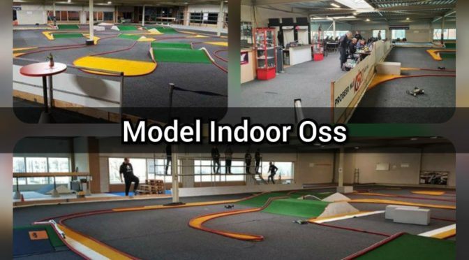 Model Indoor Oss – Offroad in den Niederlanden