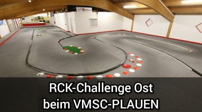 RCK-Challenge Ost goes Vogtland