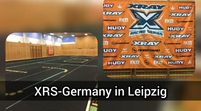 XRS Lauf 4 in Leipzig zum Jahresanfang 2020