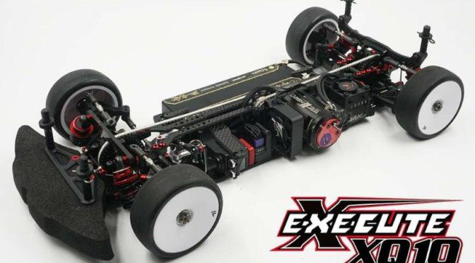 Xpress Execute XQ10 – Mittelmotor