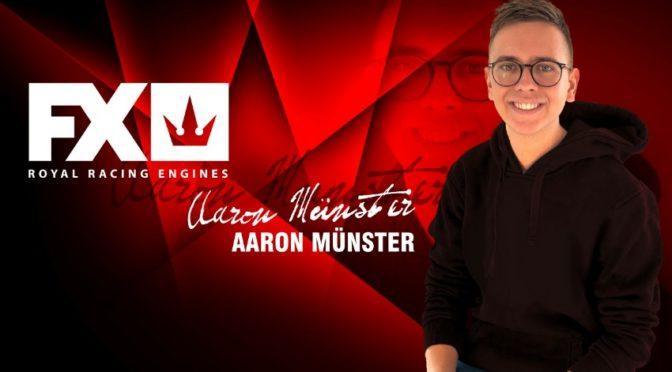 Aaron Münster wechselt zu FX Engines