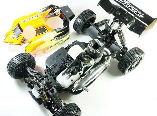 SWORKz präsentiert den APOLLO Buggy Pro RTR Nitro