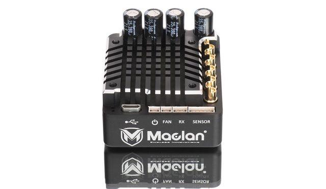 Maclan MMAX 8 Pro Fahrtenregler