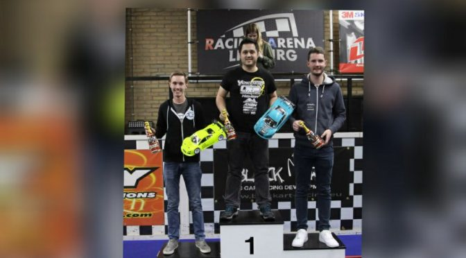 Ronald Völker gewinnt beim TOS in der Racing Arena Limburg