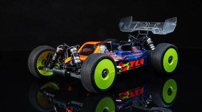 Team Losi Racing® 8IGHT-X ™ ELITE-Buggy
