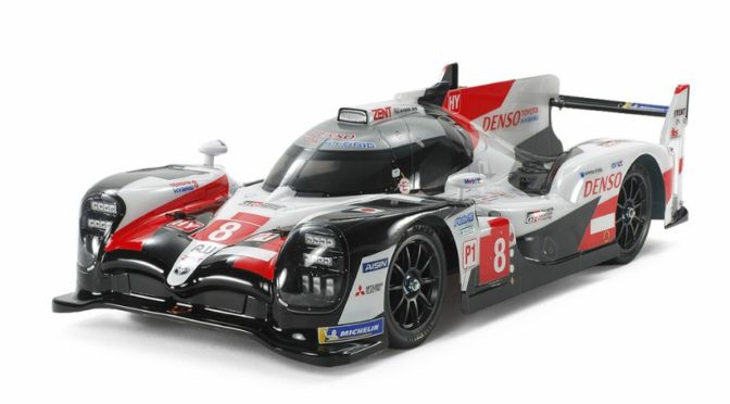 TOYOTA GAZOO Racing TS050 HYBRID 2019 (F103GT)