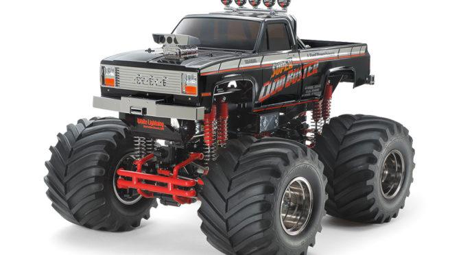 1/10 R/C Super Clod Buster Black Edition