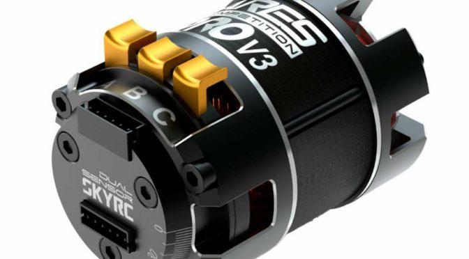 Neue Motoren – Ares Pro 540 V3 Serie