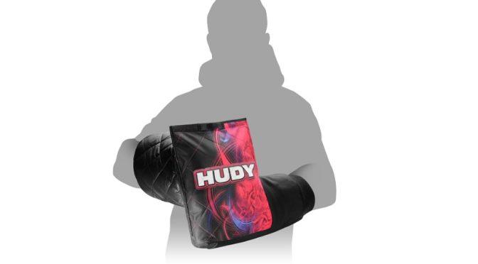 Keine kalten Hände – HUDY bringt Wintertasche und Wärmekissen