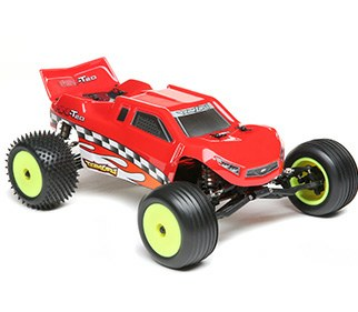 Losi®Anniversary Limited Edition Mini-T 2.0 1/18 Scale 2WD Truck