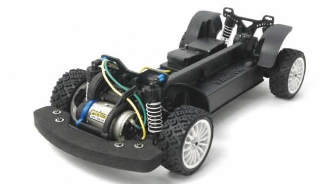 RC XV-01 Chassis Long Damper Spec.