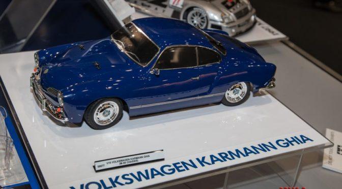 1:10 RC VW Karmann Ghia (M-06L) gezeigt auf der Spielwarenmesse 2020 in Nürnberg