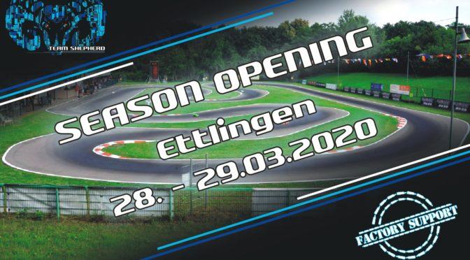 Season Opening in Ettlingen 2020