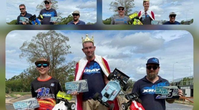 Stone, Seckold und Bernadzik siegreich beim King Of The Valley Race in Australia