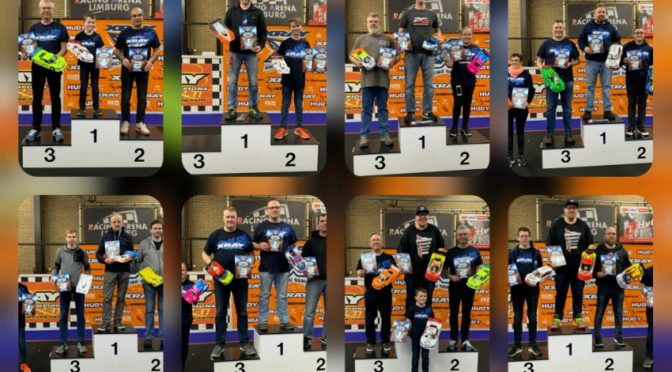 XRS Germany R4 Report vom Finale in Sittard