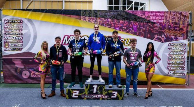 Jessica Palsson gewinnt beim letzten Lauf zum MIBOSPORT-CUP 2019/20