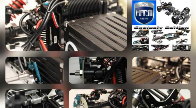 """H.A.R.M. Racing Chassis als """"Exclusiv Edition"""""""