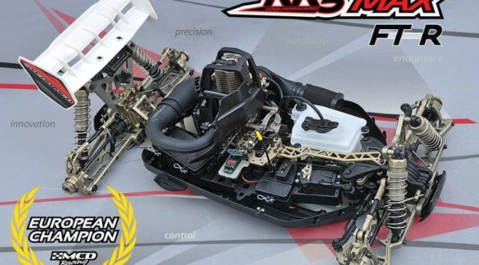 RR5-MAX FTR – Neue Version von MCD-Racing