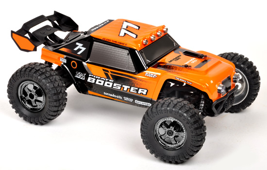 Pirate Booster – 1/10 4WD RC Elektrobuggy RTR